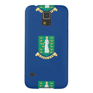 British Virgin Islands Carcasa Para Galaxy S5