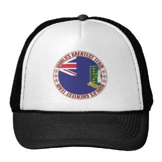 British Virgin Islands Greatest Team Trucker Hat