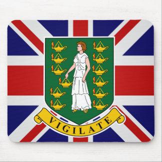 British Virgin Islands High quality Flag Mousepad