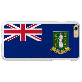 British Virgin Islands Incipio Feather® Shine iPhone 6 Plus Case