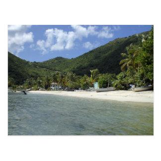 British Virgin Islands - Jost Postal