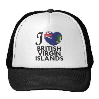 British Virgin Islands Love Cap