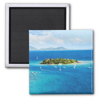 British Virgin Islands Magnet