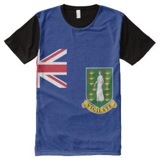 British Virgin Islands  National flag Shirt