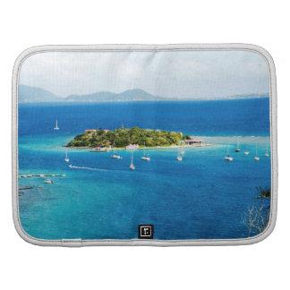 British Virgin Islands Folio Planners