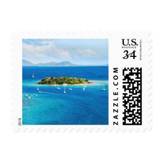 British Virgin Islands Postage