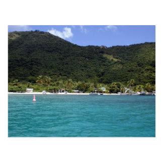 British Virgin Islands Postales