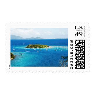 British Virgin Islands Sellos