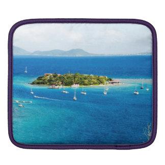 British Virgin Islands Sleeve For iPads