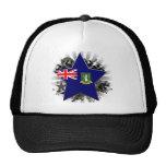British Virgin Islands Star Trucker Hat
