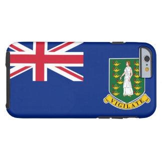 British Virgin Islands Tough iPhone 6 Case