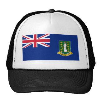 British Virgin Islands Trucker Hat