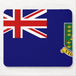 British Virgin Islands, United Kingdom Mousepad