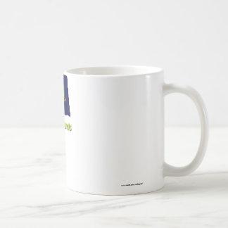 British Virgin Islands Waving Flag with Name Coffee Mug