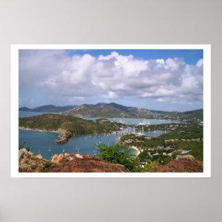 British Virgin Isles Poster