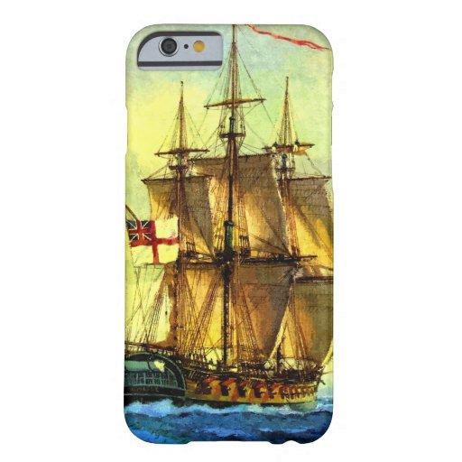 British warship iPhone 6 case