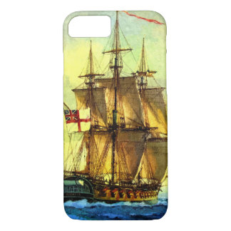 British warship iPhone 8/7 case