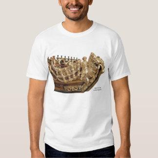 British Warship Model T-Shirt