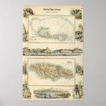 British West Indian Possessions Print