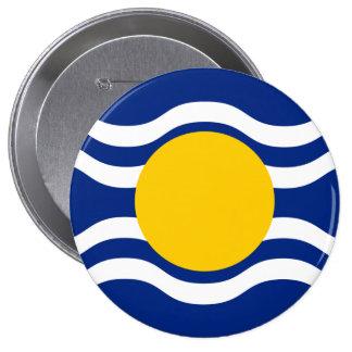 British West Indies Pins