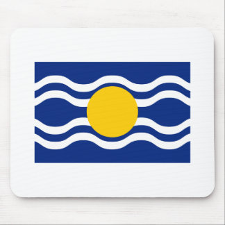 British West Indies Mousepads