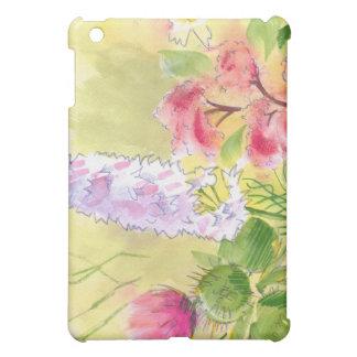 British Wild Flowers Painting iPad Mini Case