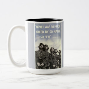 British World War 2 Poster mug