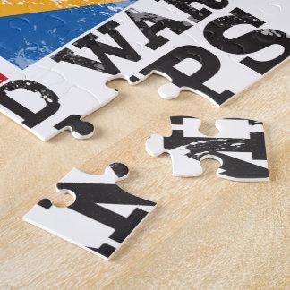 British World War Victory Jigsaw Puzzles