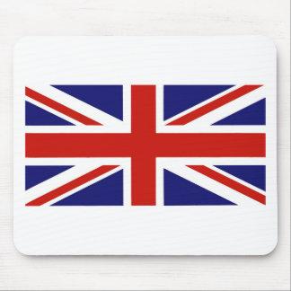britishflag3.jpg alfombrillas de ratón