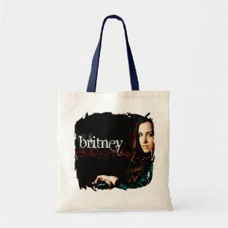 Britney Christian CD Cover Bag