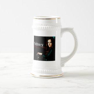 Britney Christian CD Cover Mugs
