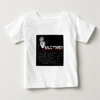 Britney Christian Lyrics Baby T-Shirt