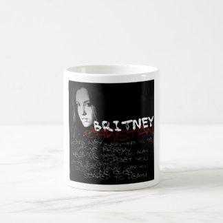 Britney Christian Lyrics Mug