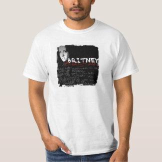 Britney Christian Lyrics T-shirt