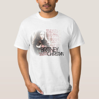 Britney Christian Picture Shirt