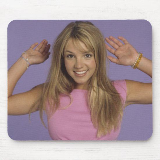 Britney Spears | Cute Classic Britney Mouse Pad