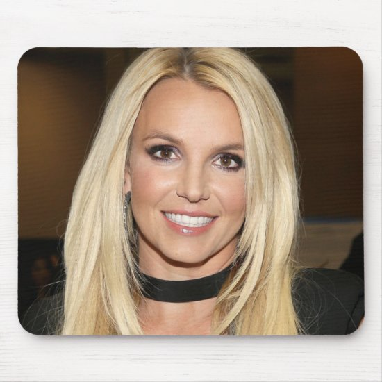 Britney Spears | iHeartRadio Music Festival Mouse Pad