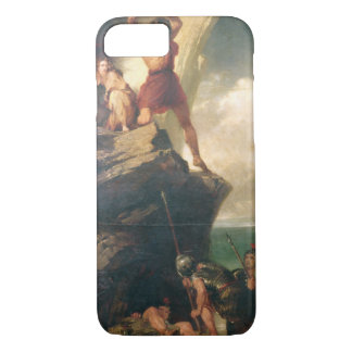 Britons repelling invading Romans iPhone 8/7 Case