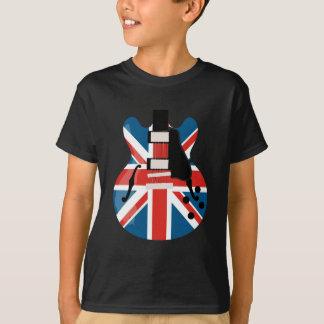 Britpop Guitar T-Shirt