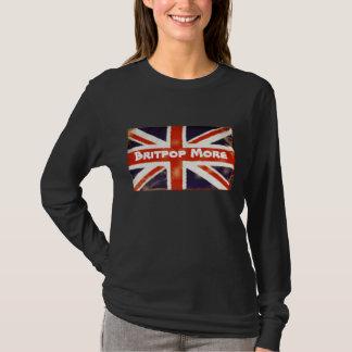 BRITPOP MORE Vintage Union Women's T-shirt