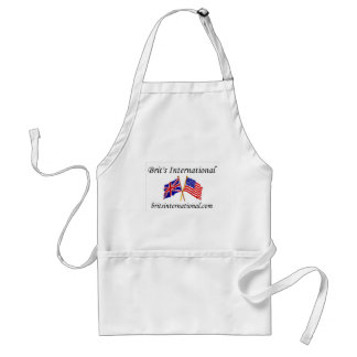 Brits International in White Aprons