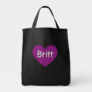 Britt Tote Bag