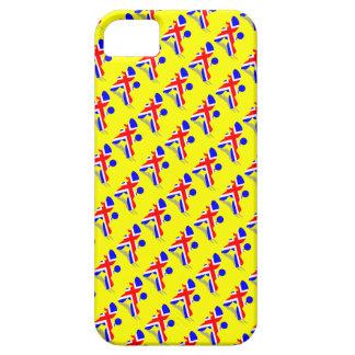Britt poodle iPhone SE/5/5s case