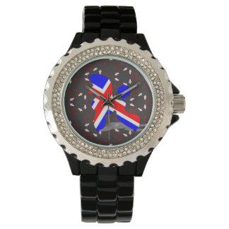 Britt poodle wristwatch