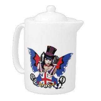 Britt Teapot