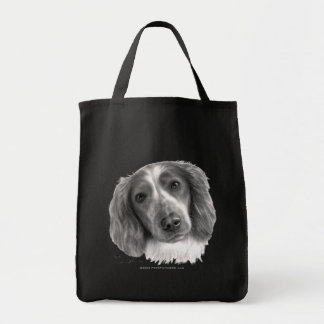 Britt, Welsh Springer Spaniel Tote Bag