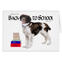Brittany Back to School Card