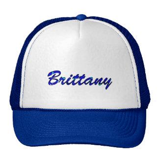 Brittany Blue Style Trucker cap Trucker Hat