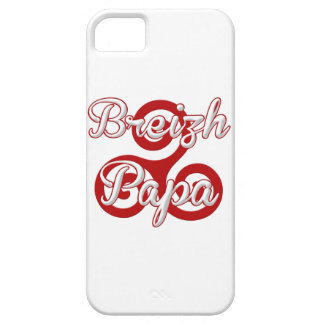 Brittany breizh dad iPhone 5 cover