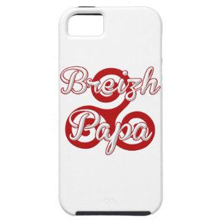 Brittany breizh dad iPhone 5 case